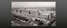 Aerial shot of new manufacturing plant K40 1952